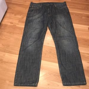 Levi's 569 jeans size 36X34